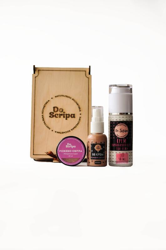 Подарочный набор для лица Do scripa