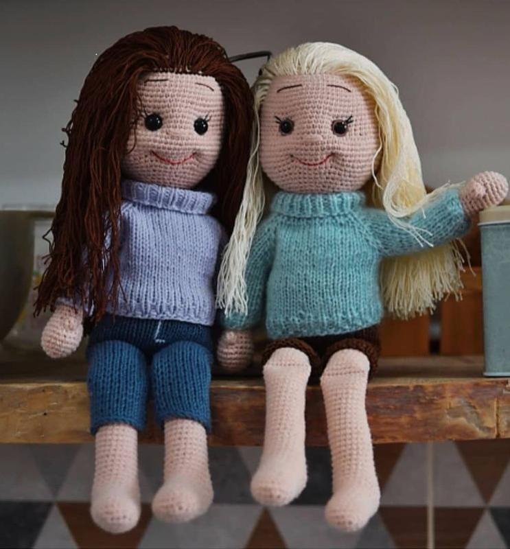"Кукла ""Настенька"""