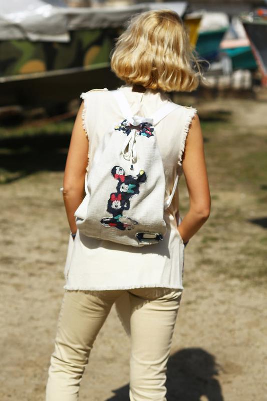 Рюкзак от N. Verich