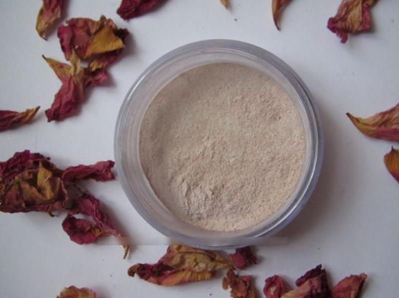 Уходовая пудра-праймер с розой Даммаской. Рецепт Клеопатры