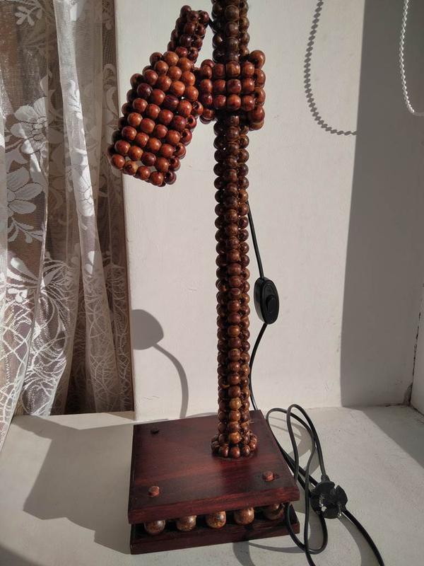 Уникальная настольная лампа Woobi M12
