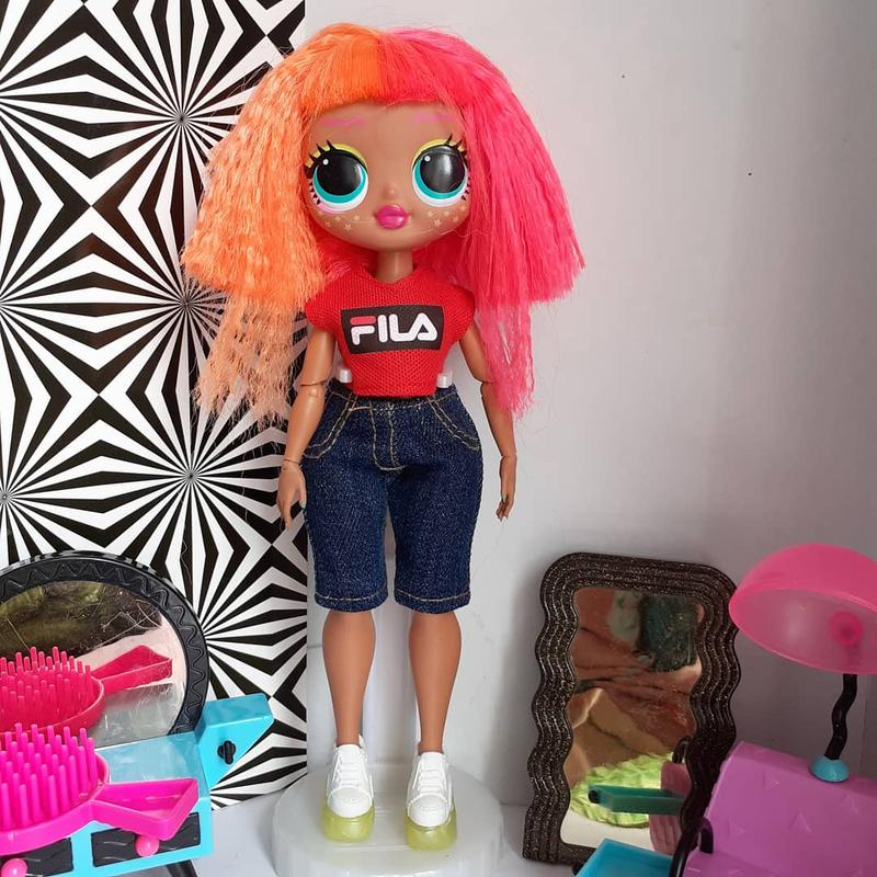 Одежда для  куклы Лол OMG