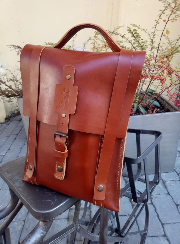 4b1c95e1f92a Мужская сумка-папка из кожи