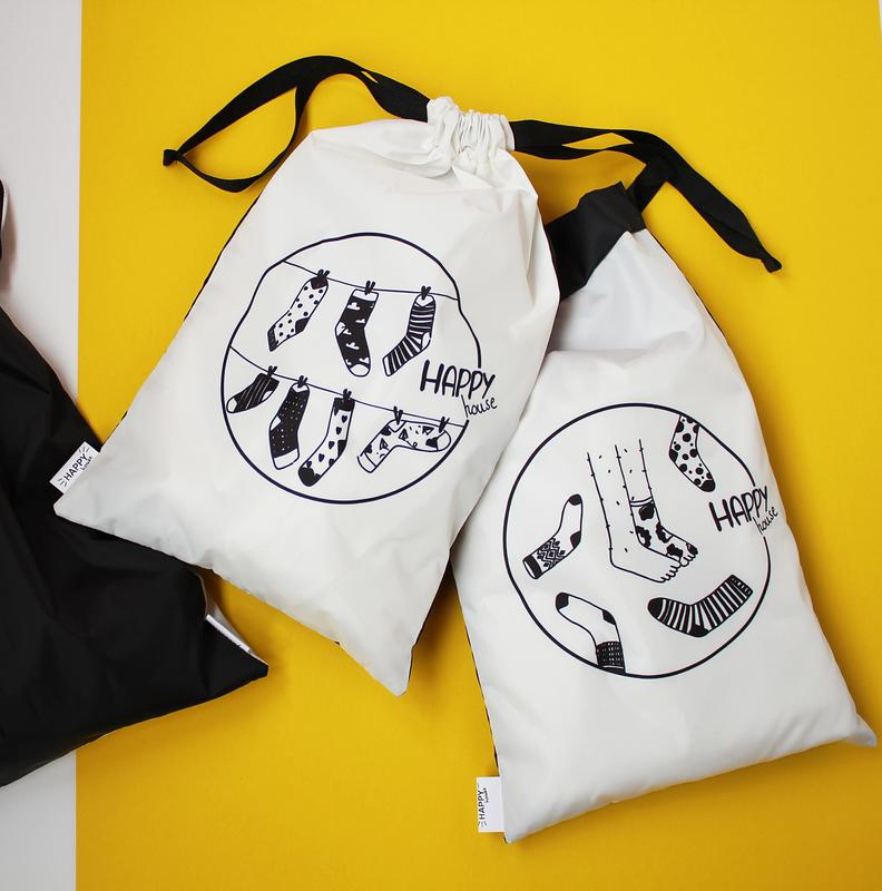 Органайзер для носков - 2шт, мешочки для одежды 2шт, подарок путешественнику, корпоративные подарки