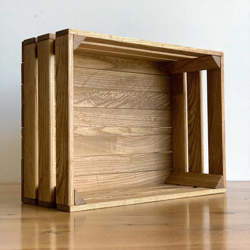 Деревянний ящик Naturwood (40х30х17 см)