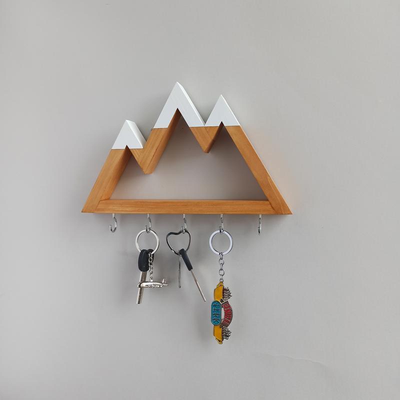 Ключница Mountains с разными вершинами