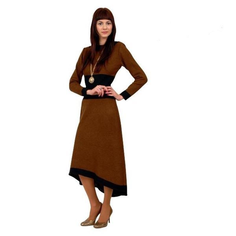 Авторське трикотажне плаття