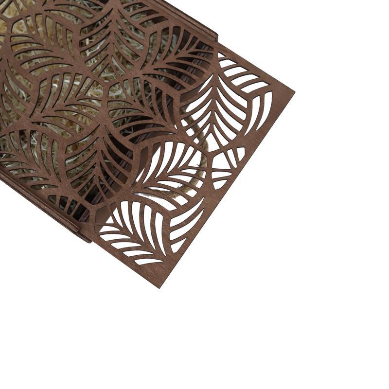 """Ящик деревянный """"Ажур"""". Подарочная декоративная коробка. Ящик-пенал. Бокс деревянный. Сувенирная упа"""