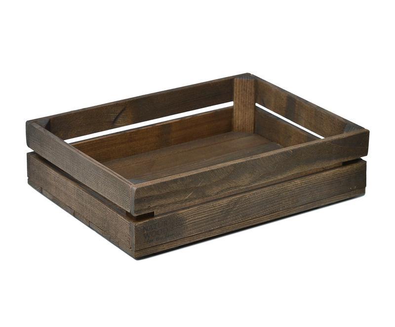 Деревянный ящик NATURWOOD для овощей 40 х 30 х 11 см
