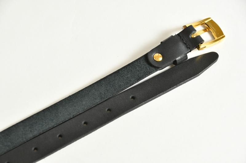Ремень шириной 20 мм, ременная кожа
