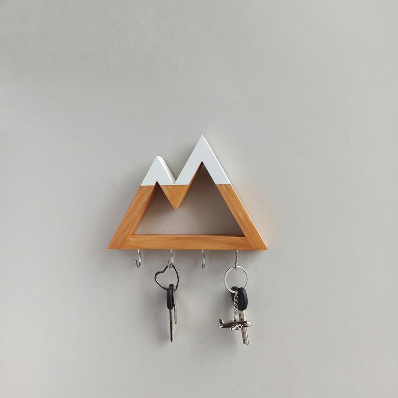 Настенная ключница Mountains с вершинами