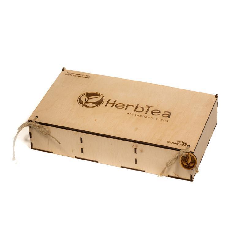 Набор фиточая HerbTea 3 х 50 г