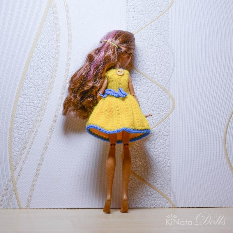 Сукня з широкою спідницею для Ever After High