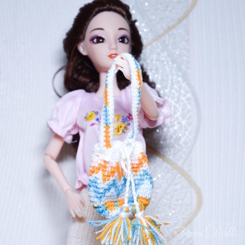 Сумка-мочила для Барбі