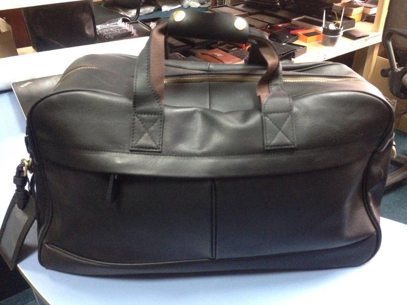 2fafac69 Стильная,презентабельная мужская дорожная сумка-саквояж.Ручная работа