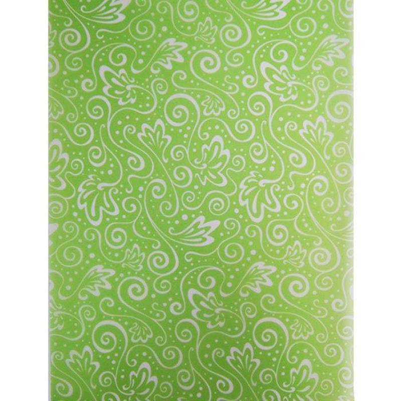 Бумага для скрапбукинга Heyda А4 115г/м2 79672 Веллум полупрозрачная Милан Зелёная