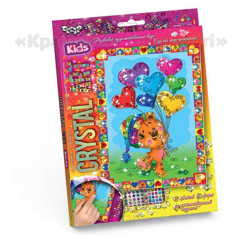Алмазная мозаика (детская серия) Мишка (CArt-01-05)