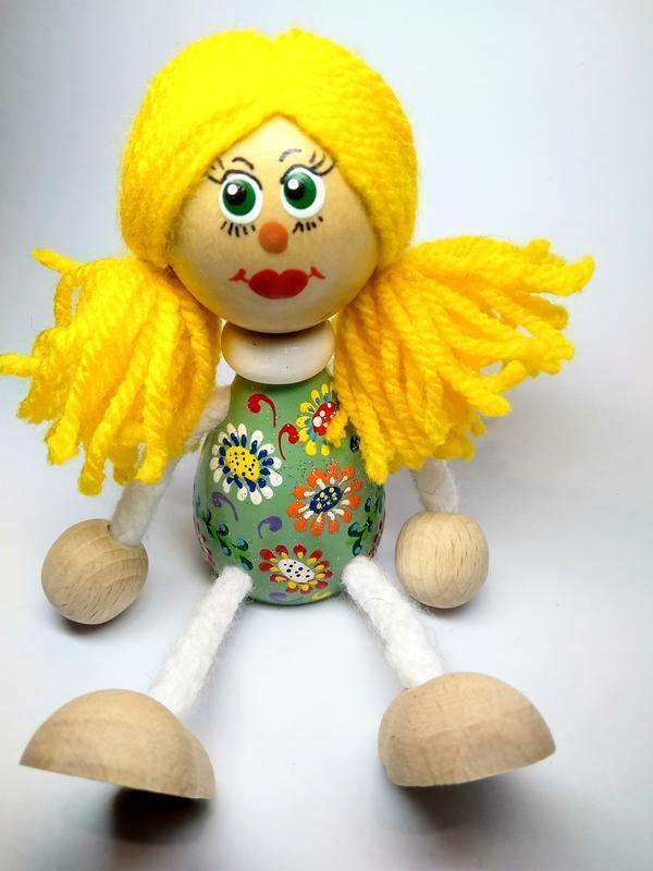 Розписна лялечка