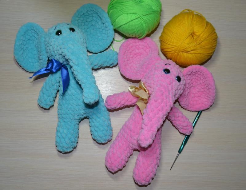 Зефирные слоники