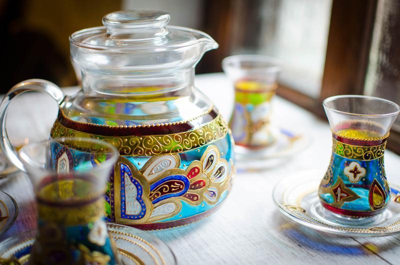 Адмуды и чайник ′Eastern fairy tales′
