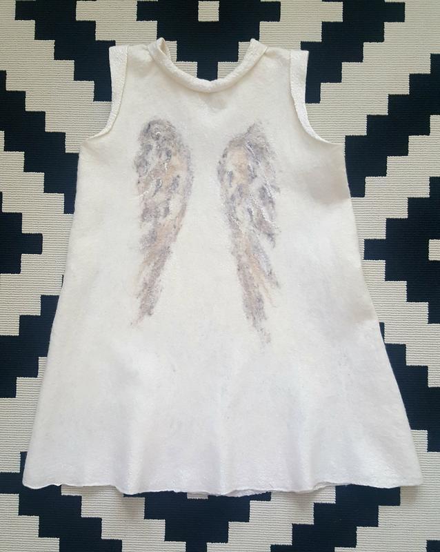 Ексклюзивна сукня ручної роботи