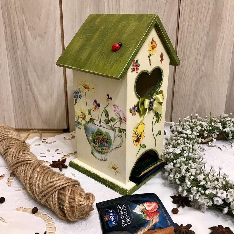 Чайный домик «Цветочный чай»