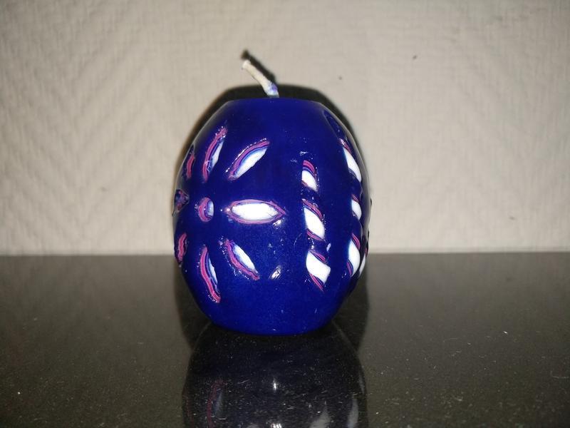 6e646e6c9a02d Резная свеча-яйцо в наличии и под заказ. Оптовые цены ручной работы ...