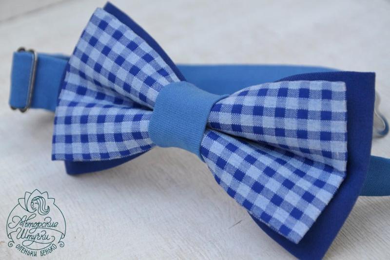Как сшить галстук-бабочку: мастер-класс А. Корфиати 59