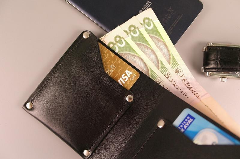 8565080df6ab Компактное портмоне   кошелек натуральная кожа. Гаманець ручной ...
