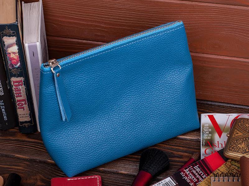 Большая кожаная косметичка Travel bag 1_0020L_ADL