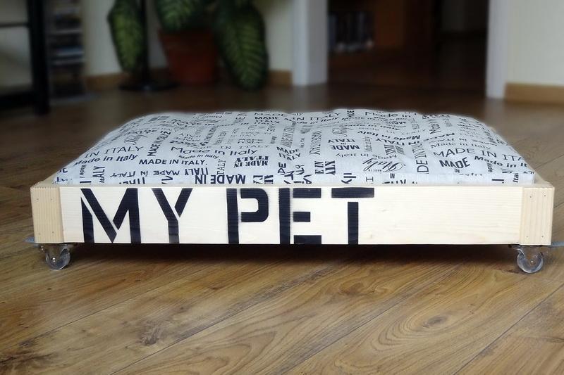 """Лежанка для собак """"MY PET"""""""