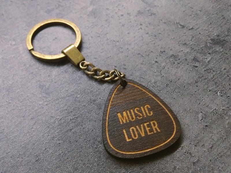 """Брелок """"Music Lover"""""""