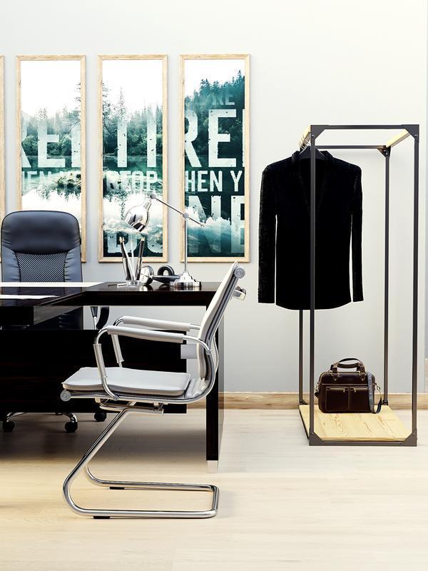 Напольная вешалка cтойка для одежды LOFT ELLITE / мебель