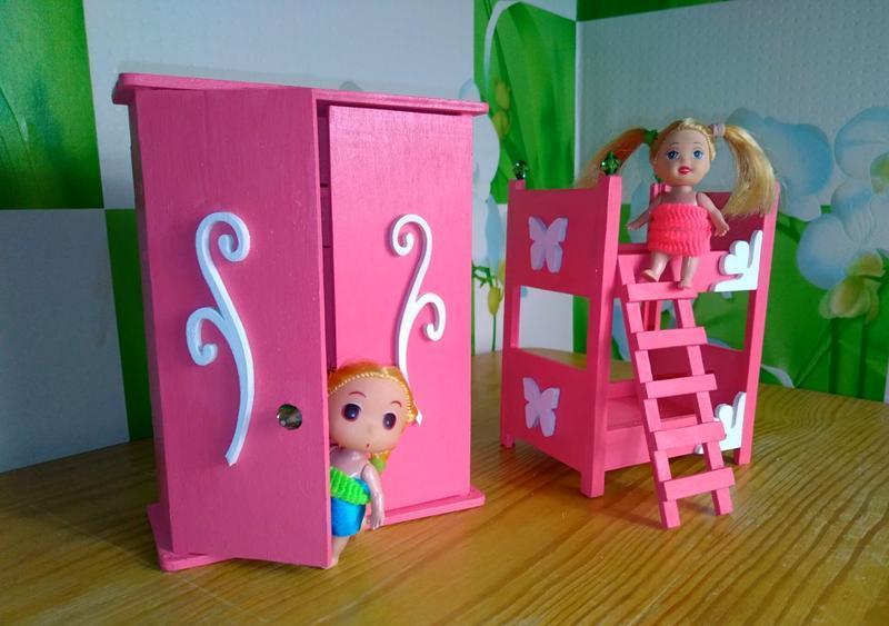 набор мебели для кукол лол кукольная мебель ручной работы купить в