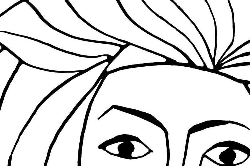 Живопись по номерам ′Портрет по мотивам Пикассо′. Живопись для начинающих.