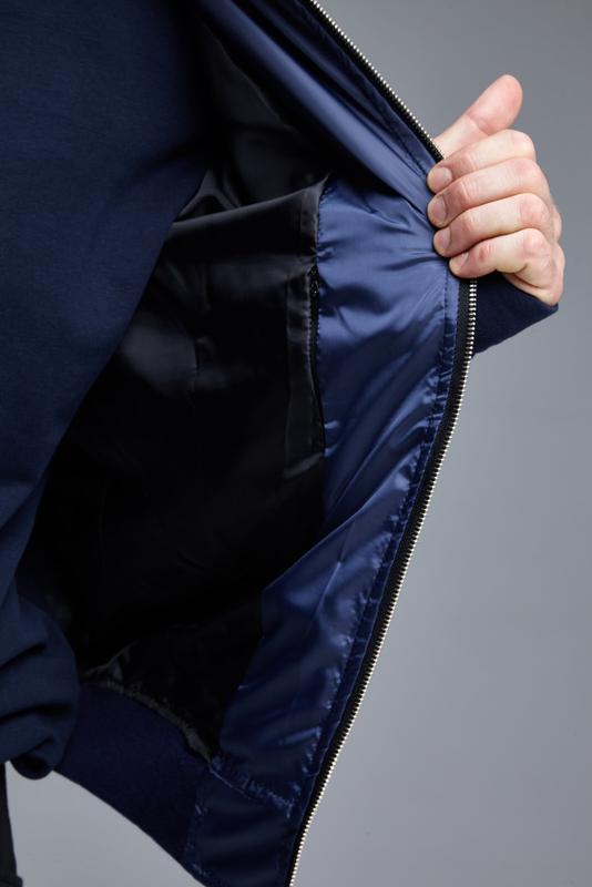 Куртка-бомбер RAGE! NBJ-V2'18 Navy