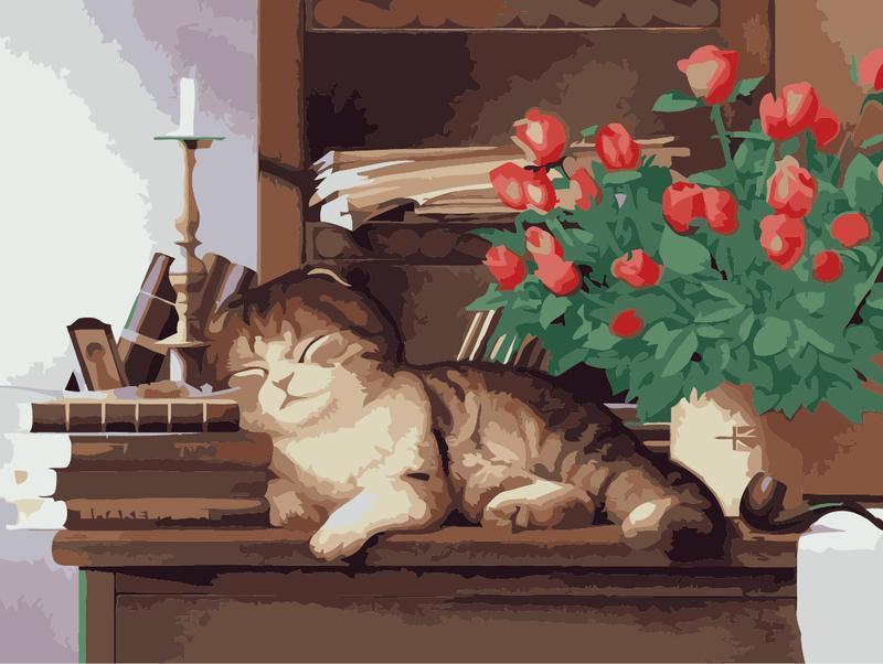 Дню, открытки в книжном доме