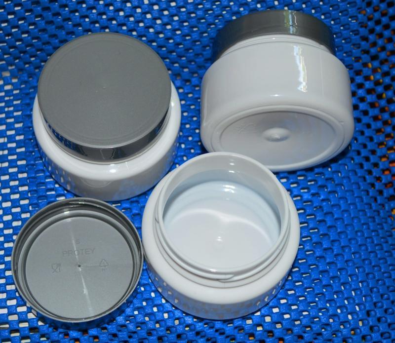 Баночка для крема, скраба, бальзама 150 мл