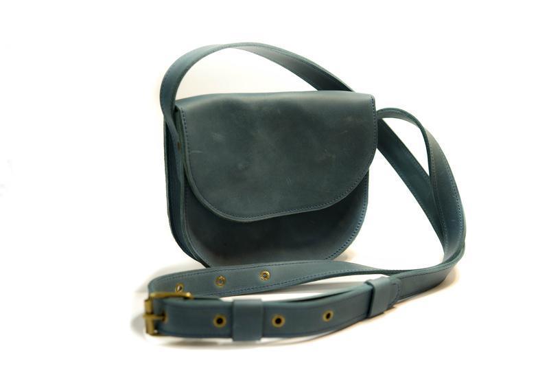 c80c55771271 Жіноча маленька сумочка через плече (з натуральної шкіри) ручной ...