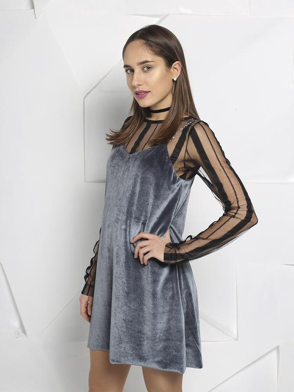 Платье Velvet Dress