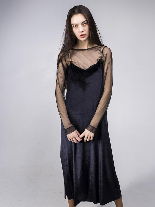 c808ad28382 Платье Velvet Dress Maxi ручной работы купить в Украине. №236804
