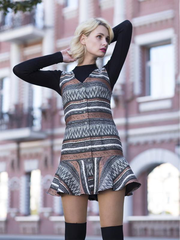 Платье-сарафан Carpet Dress
