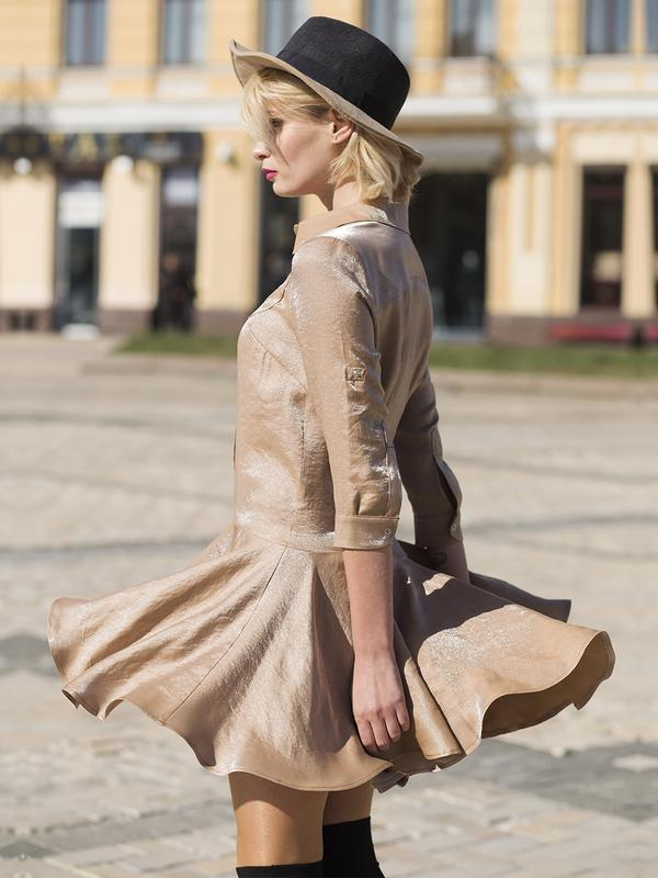 Платье-рубашка Shirt Sandskirt