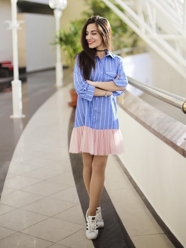 Платье-рубашка Shirt Airskirt (little)