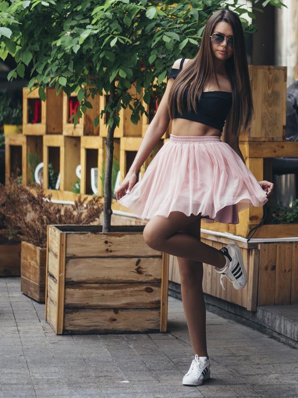 Непышная юбка-пачка AIRSKIRT Casual mini
