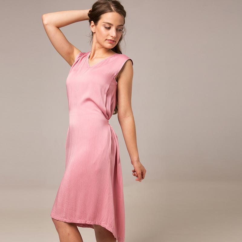 сукня-трансформер / блідо-рожева