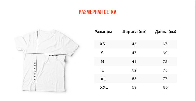 Мужская футболка Кому надо тот и пусть