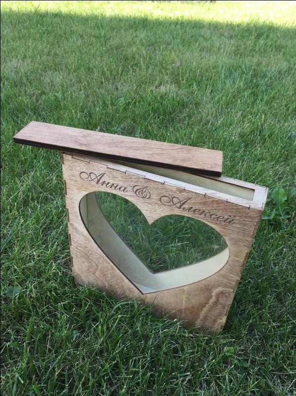 Рамка для пісочної церемонії