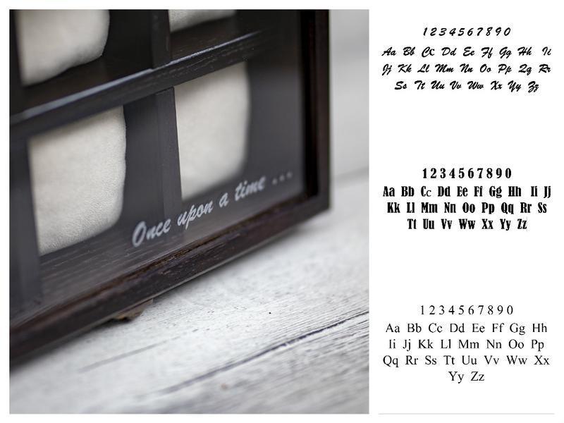 Коробка для часов Hetch DS1 - Wenge из дерева на 4 отделения
