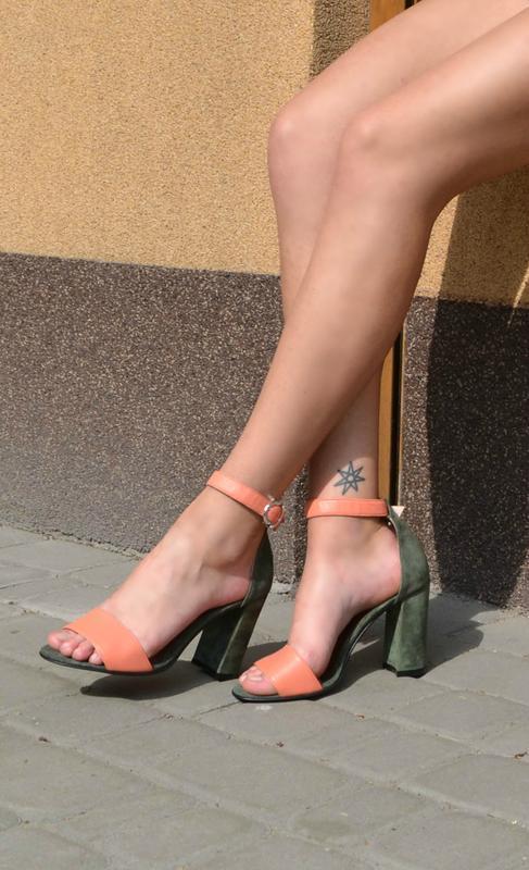 Sam - Босоножки на устойчивом каблуке